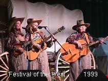 The Daughters at 1999 Festival of the West